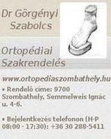 Dr Görgyényi Szabolcs